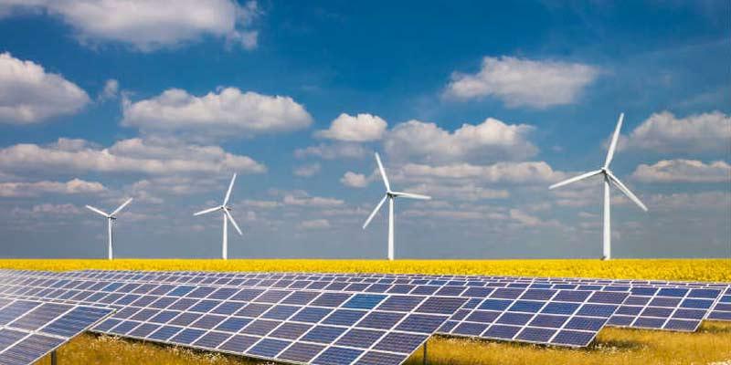 Les différents types d'énergie renouvelable